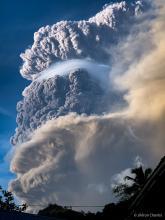 Τα αέρια των ηφαιστείων μπορούν να κάνουν τον γύρο του κόσμου